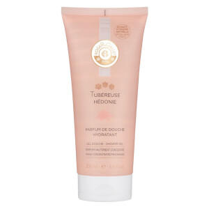 Roger&Gallet Tubéreuse Hédonie Shower Gel and Bubble Bath 200ml