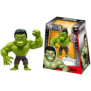 """Jada Metal Diecast 4"""" Figure Marvel - Hulk"""