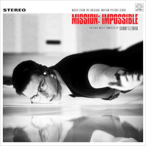 Mondo Mission Impossible (Music From the Original Motion Picture Score) 2xLP