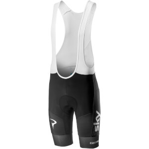 Team Sky Inferno Bib Shorts - Black