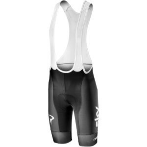 Team Sky Volo Bib Shorts - Black