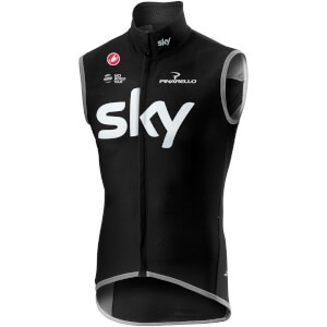 Team Sky Perfetto Vest - Black
