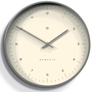 Newgate Oslo Dot Dial Wall Clock - Radial Brass