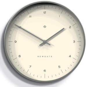 Newgate Oslo Dot Dial Wall Clock - Radial Brass