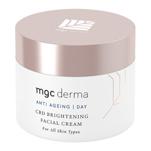 MGC Derma CBD Active Brightening Facial Cream 50ml