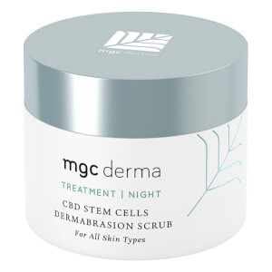 MGC Derma CBD Stem Cells and Dermabrasion Scrub 50ml