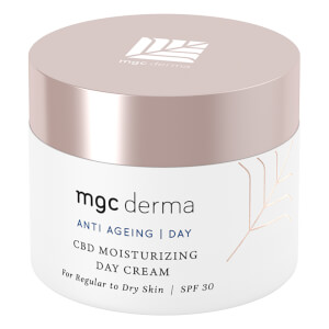 MGC Derma CBD Moisturizing Day Cream SPF 30 50ml (Free Gift)