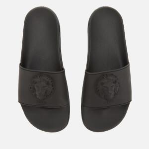 Versus Versace Men's Slide Sandals - Black
