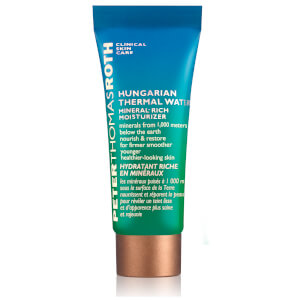 Peter Thomas Roth Hungarian Thermal Water Mineral Rich Moisturizer Deluxe Tube