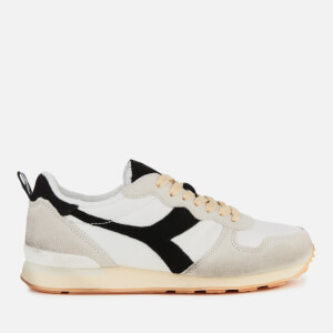 Diadora Camaro Used Trainers - White/Black