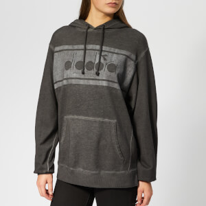 Diadora Women's Spectra Used Hoody - Black