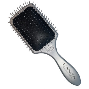 L'Anza Detangling Paddle Wet Brush Silver (Free Gift)