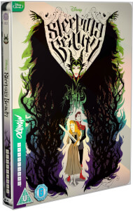 La belle au bois dormant Disney - Mondo #33 - Steelbook Exclusif Limite pour Zavvi (Édition UK)