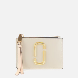 Marc Jacobs Women's Top Zip Wallet - Dust Multi