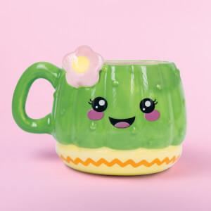 Kawaii Cactus Mug