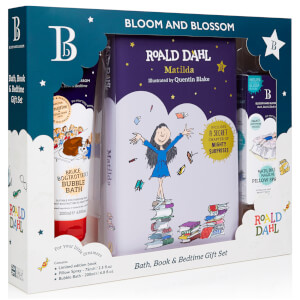 Bloom and Blossom Matilda Bath, Book and Bedtime Gift Set