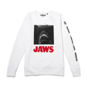 Sweat Global Legacy Les Dents de la Mer - Blanc