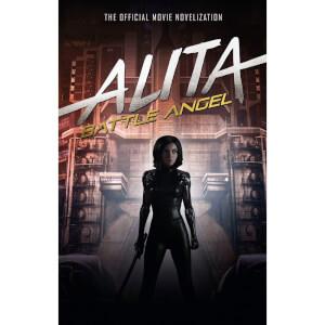 Alita: Ángel de combate: La novelización de la película oficial (tapa dura)