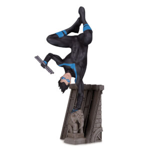 DC Collectibles Bat-Family Multi-Part Statue Nightwing 17 cm (Part 4 of 5)