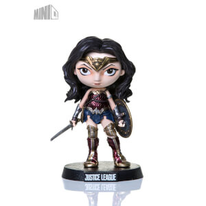 Iron Studios Justice League Mini Co. PVC Figure Wonder Woman 13 cm