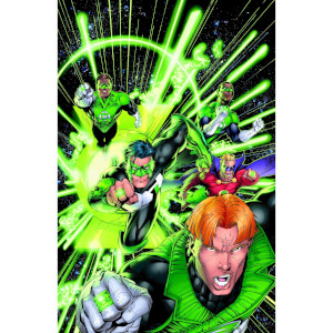 DC Comics - Green Lantern In Brightest Day