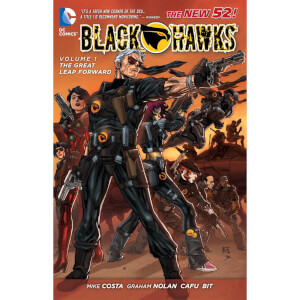 DC Comics - Blackhawks Vol 01 The Great Leap Forward (N52)