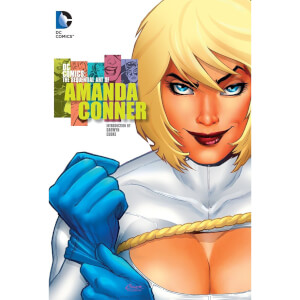 DC Comics - DC Comics The Sequential Art Of Amanda Conner Hard Cover