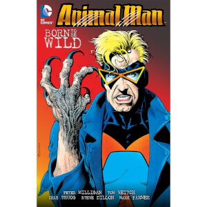 DC Comics - Animal Man Vol 04 Born To Be Wild