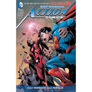 DC Comics - Superman Action Comics Hard Cover Vol 02