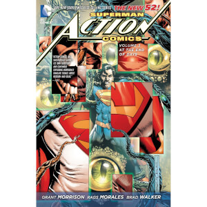 DC Comics - Superman Action Comics Hc Vol 03 End Of Days