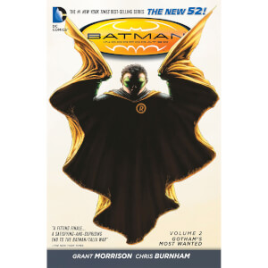 DC Comics - Batman Incorporated Hard Cover Vol 02 Gothams Most Wanted