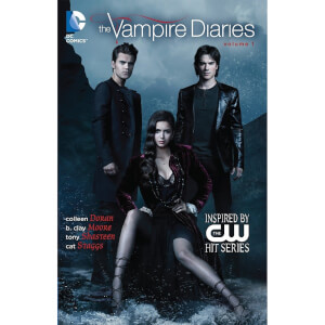 DC Comics - Vampire Diaries