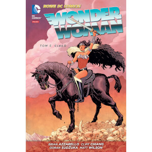 DC Comics - Wonder Woman Hard Cover Vol 05 Flesh (N52)