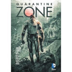 DC Comics - Quarantine Zone Hard Cover