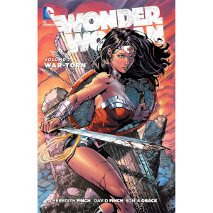 DC Comics - Wonder Woman Hard Cover Vol 07 War Torn