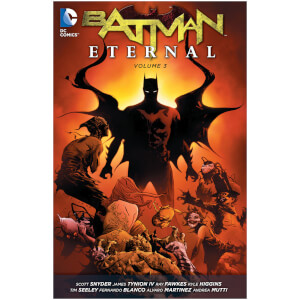DC Comics - Batman Eternal Vol 03