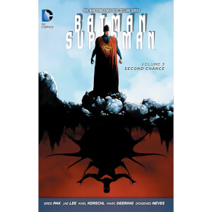 DC Comics - Batman Superman Vol 03 Second Chance
