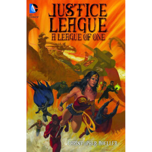 DC Comics - Justice League A League Of One