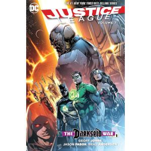 DC Comics - Justice League Hard Cover Vol 07