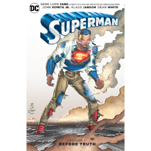 DC Comics - Superman Hard Cover Vol 01 Before Truth