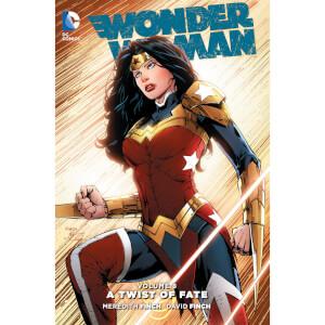 DC Comics - Wonder Woman Hard Cover Vol 08 Twist Of Fate