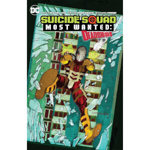 DC Comics - Suicide Squad Most Wanted Deadshot