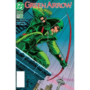 DC Comics - Green Arrow Vol 06 Last Action Hero