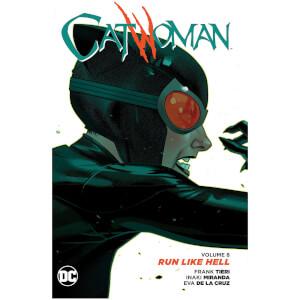DC Comics - Catwoman Vol 08 Run Like Hell