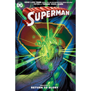 DC Comics - Superman Hard Cover Vol 02 Return To Glory