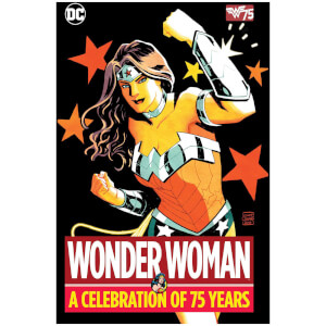 DC Comics - Wonder Woman A Celebration Of 75 Years Hard Cover