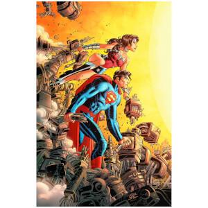 DC Comics - Superman Wonder Woman Hard Cover Vol 05