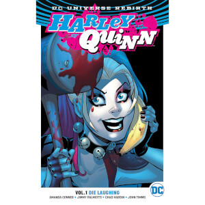 DC Comics - Harley Quinn Vol 01 Die Laughing (Rebirth)