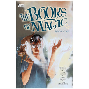 DC Comics - Books Of Magic Book 01