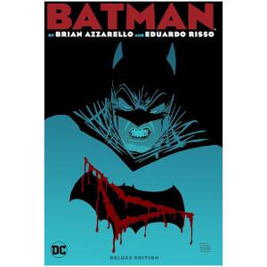 DC Comics - Batman By Azzarello & Risso Deluxe Ed Hard Cover